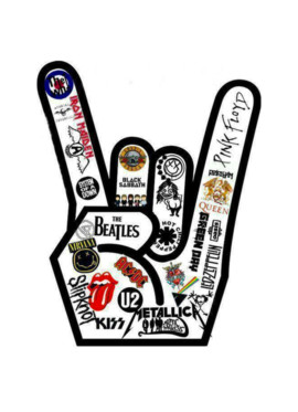 Simply the best of rock
